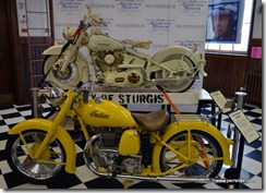 Sturges 50th anniversary bike
