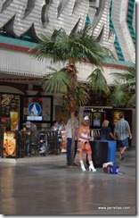 Fremont Street Entertainers