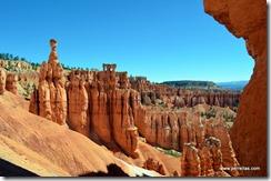 Half way up Navajo Trail