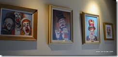 Red Skelton's paintings