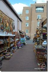 Side street vendors