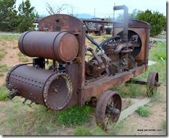 Sullivan Co, Ingersol Rand compressor