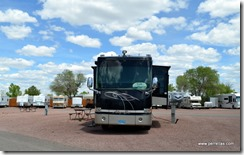 USA RV Park, Gallop NM