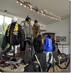 Wayne's USO jackets