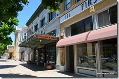 Monterey downtown