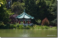 Chinese Pavilion at Stow Lake, Golden Gate Park