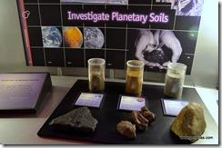 Planetary Soils