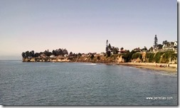 Santa Cruz where I learned to skin dive