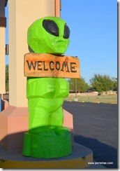 Welcome Aliens