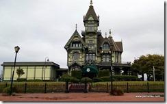 Carson Mansion 1886 now Ingomar Private club