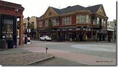 Downtown Eureka CA