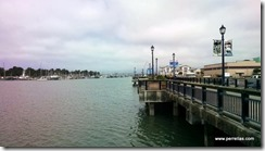 Eureka Pier and docks
