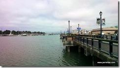 Eureka Pier and docks