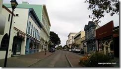 Historic Downtown area Eureka