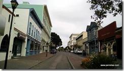 Historic Downtown area Eureka