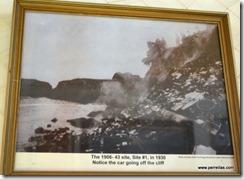 The beach in 1906