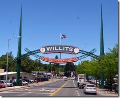 Willits, CA