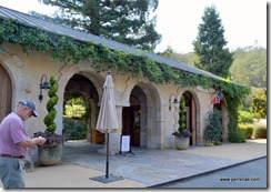 Beringer welcome center