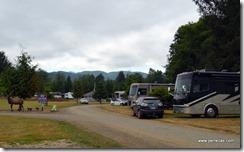 Dry Camping Tillamook Oregon