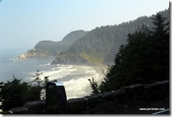 Seacoast view
