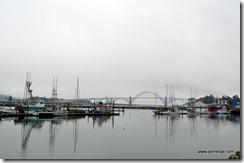 Yaquina Bay Marina