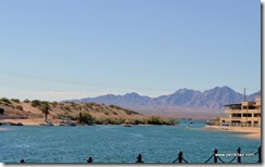 Lake Havasu dock
