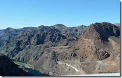 Mining near the Hoover Dam
